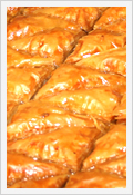 Baklava-products